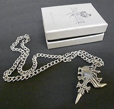 Final Fantasy VIII: Squall Leonhart Cosplay Necklace/Griever Pendant [FF8]