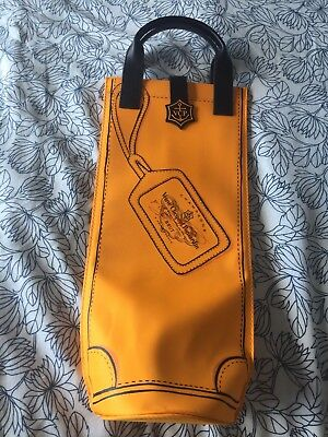 Veuve clicquot Ponsardin (cool bag/ Material Esky) EMPTY NO champagne Included