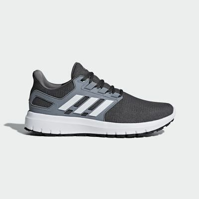 Adidas Energy Cloud 2 Grey Running Athletic Shoes B44751 Mens Sizes 12.5-14