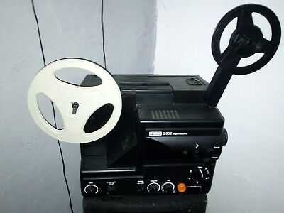 Eumig Projector S932 Supersound Super8mm