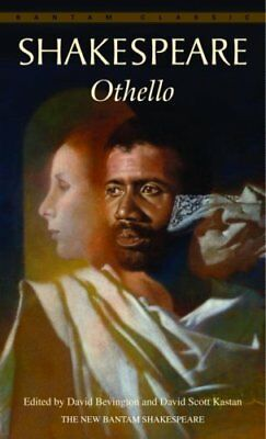 Othello by William Shakespeare 9780553213027 (Paperback, 1980)