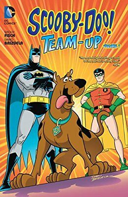 Scooby-Doo Team-Up TP Book | Fisch, Sholly PB 1401249469 GDN NEW