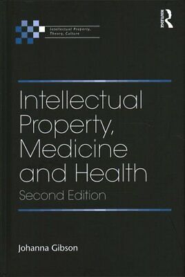 intellectual property and health technologies brougher joanna t