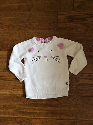 Girls Joules jumper 18-24 months