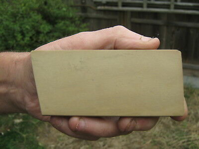 Small Natural Belgian Coticule Sharpening Stone