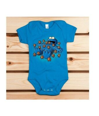 Craquant Body Pampling Gulliver Monster  100% coton  neuf 12/18mois ou 18/24mois