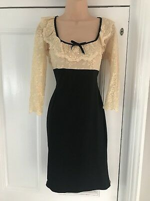 Wheels and Doll Baby Vintage Sexy French Style Frill Dress 16
