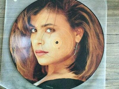 Paula Abdul  - Cold Hearted  (Coldhearted house mix) Picture disc UK