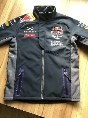 soft shell jacke 152/164 Red Bull Racing