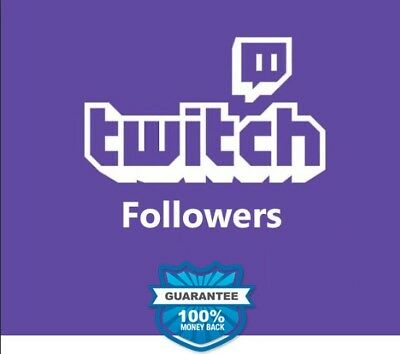 TWITCH.TV FOLLOWERS CHEAP Get Affiliate NOW!