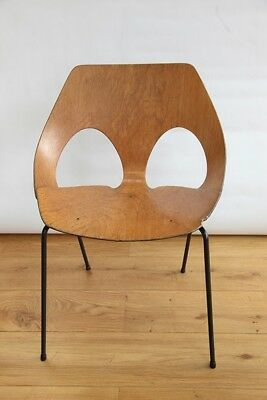 A 1950s Model C3 Jason Chair designed by Carl Jacobs & Frank Guille for Kandya