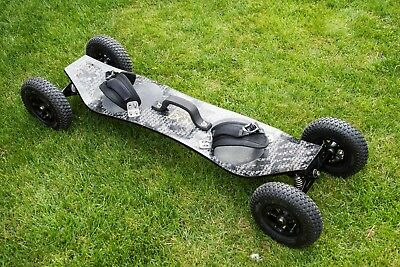 ***TOP** NEXT N:XT REDUX Mountainboard Kitelandboard Board All-Terrain **TOP***