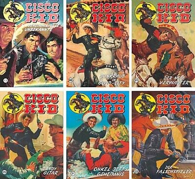 CISCO KID Nr. 1 - 43