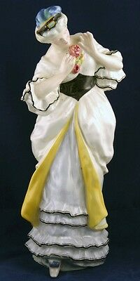 """""""Lady with Rose"""" Doulton Figurine"""