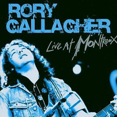 Rory Gallagher ‎– Live At Montreux (2006)  CD  NEW/SEALED  SPEEDYPOST
