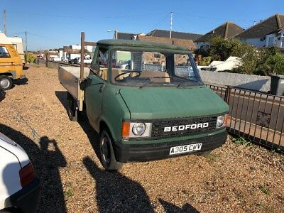 bedford cf pick up truck, classic commercial