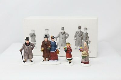 Dept 56 - Chelsea Lane Shoppers - Heritage Village Collection - #5816