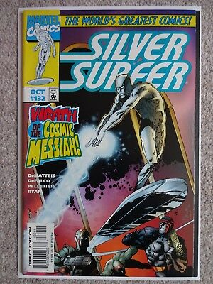SILVER SURFER Vol.3 No. 132 October 1997 (Near Mint)