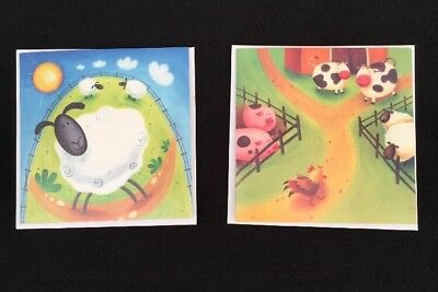 Job Lot Of 30 Notecards Greetings Cards & Envelopes - Blank For Your Own Message