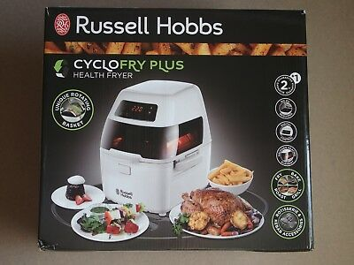 Russell Hobbs 22101-56 Heißluft-Fritteuse Cyclofry Plus