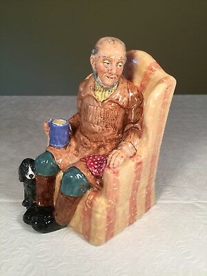 Royal Doulton Uncle Ned Figurine HN2094 England