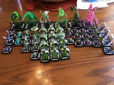 Monsterpocalypse Lot/ Lords Of Cthul, Savage Swarm, Martian Menace