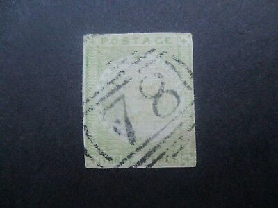 NSW Stamps: 3d Sydney Views Numeral Cancel Used   Free Post  (j14}