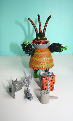 Neca The Nightmare Before Christmas Harlequin Demon Loose Nr Complete