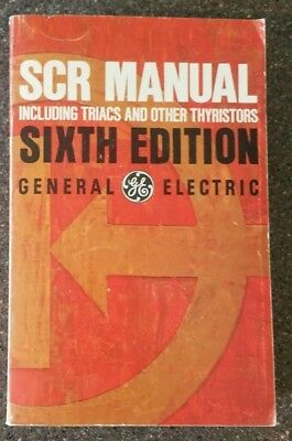 General Electric (USA) GE SCR Triac thyristor manual 6th edition
