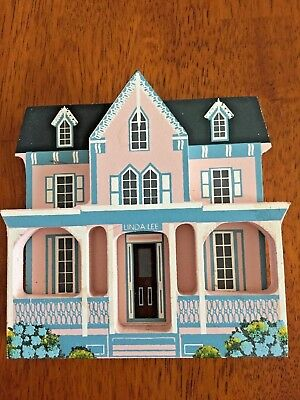 Shelia House Linda Lee Cape May New Jersey 1993 Pink