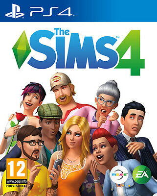 Le Sims 4 PS4 Playstation 4 ELECTRONIC ARTS