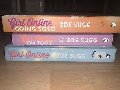 Girl Online Complete Book Series (3/3) By Zoe Sugg