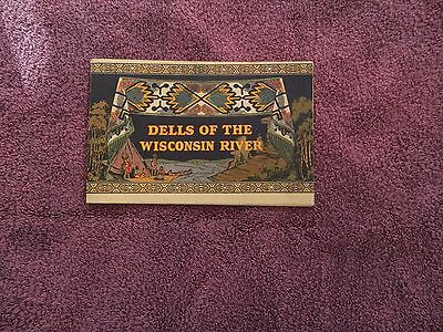 Dells Of The Wisconsin River Book 1930 H.h.bennett Studios