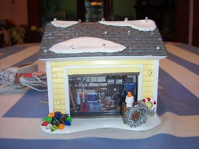 Department 56 Griswold Holiday Garage National Lampoons Christmas Vacation
