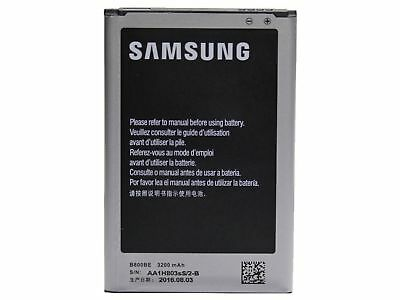 Original Samsung B800BE Akku Galaxy Note 3 SM-N9000 N9005 Batterie Battery Neu