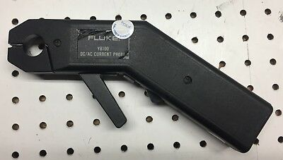 Fluke Y8100 AC / DC Clamp on Current Probe 0-200A