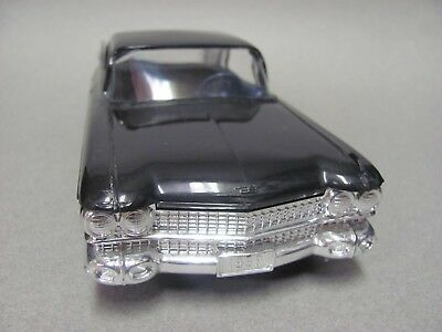 Johan 1959 Cadillac Fleetwood Re-Issue Promo - Black w/Blue Interior, Mint Cond!