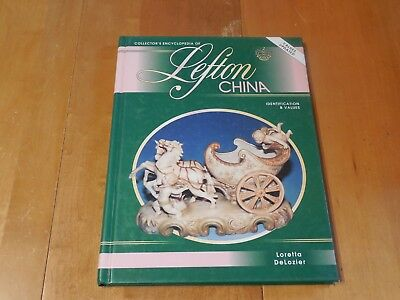 Collector's Encyclopedia of Lefton China by Loretta DeLozier Bk. 1-3 Hardcover