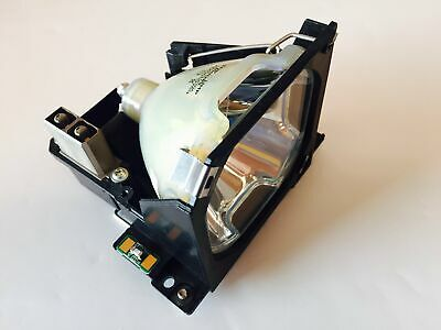 Original Lamp & Housing for the Epson Powerlite 8000 Projector - 240 Day Warrant