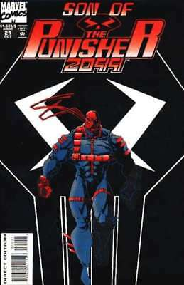 Punisher 2099 (1993 series) #21 in Near Mint minus condition. Marvel comics