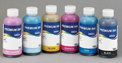 Dye Sublimation Ink  Inktec SubliNova Smart -100ml bottles