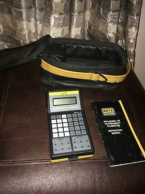 Beta Calibrations Betagauge Pressure Calibrator Model 130 With Case & Charger
