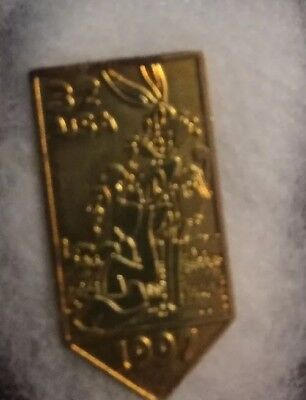 1997 Gold Stamp Bugs Bunny