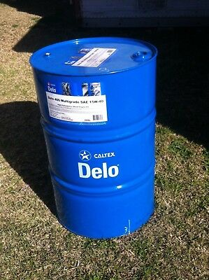 205 Litre Oil Drum Barrel