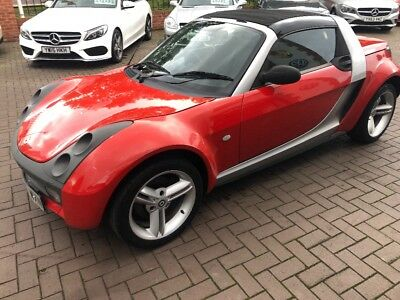 Smart Roadster convertible auto NO Reserve