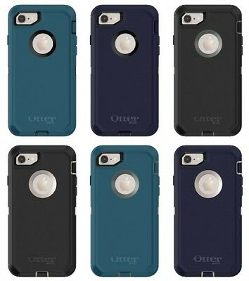 super popular 4ac93 210b4 NEW! OTTERBOX DEFENDER For iPhone 7 & iPhone 8 - Custom Color Combinations