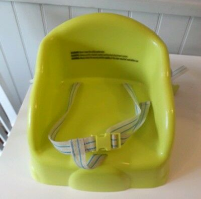 John Lewis Childs Booster Chair Toddler with strap.