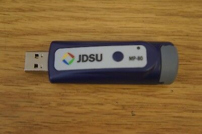 JDSU MP-60 USB Optical Power Meter - Lo:EQ-42-04