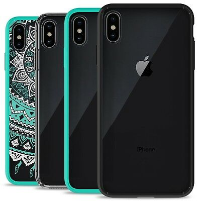 """CoverON For Apple iPhone XS Max (6.5"""") Case Slim Hybrid Shockproof Phone Cover"""