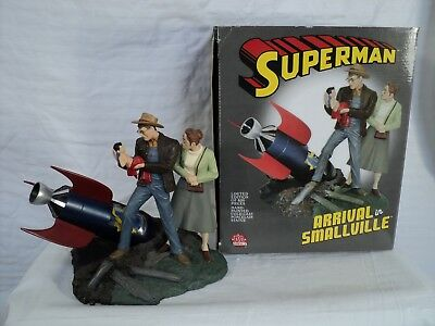 DC Direct Superman: Arrival in Smallville FULL SIZE statue! By Paquet (T 246)